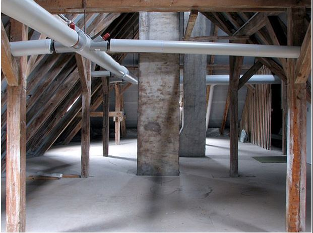Making a Concrete Flooring for Your Attic at Home